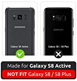 Yaheeda Galaxy S8 Active Case with 2 in 1 Stylus