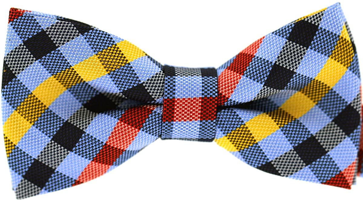 Tok Tok Designs/® Handmade BK211 Boys Bow Ties