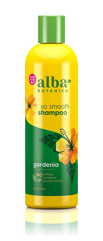 Alba Botanica Hawaiian Gardenia Shampoo, 12 oz