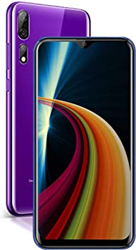 Moviles Libres Baratos 4G Android 9.0, A40(2020) 5.7 Pulgadas Full-Screen 3GB RAM+32GB ROM/128GB Smartphone Libre 3800mAh Quad-Core Dual SIM Dual Cámara 12MP+5MP Moviles baratos y buenos (Azul): Amazon.es: Electrónica