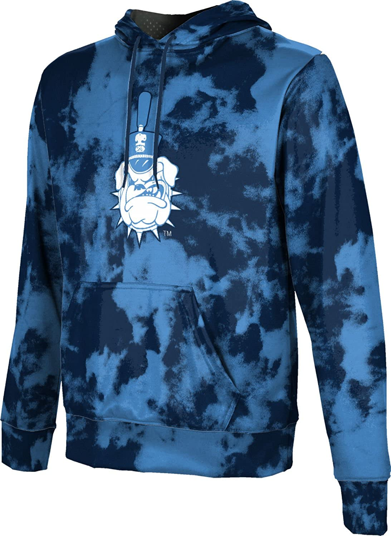 Grunge School Spirit Sweatshirt ProSphere The Citadel College Mens Pullover Hoodie