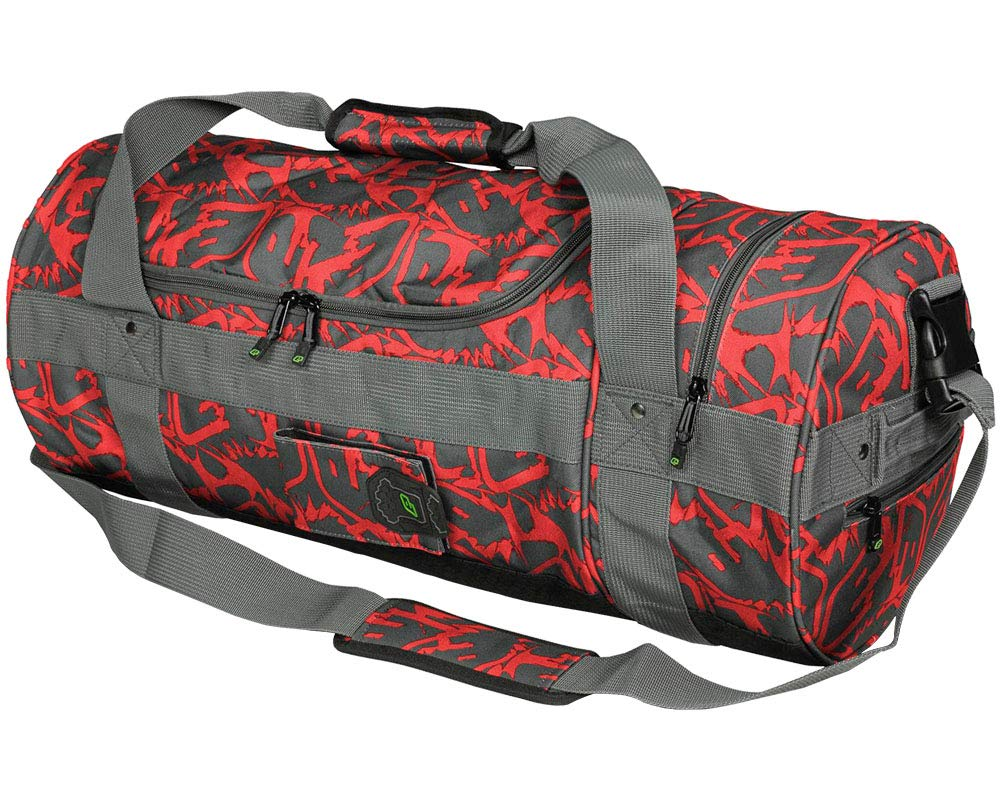 Planet Eclipse Paintball Holdall Gear Bags (Fighter Red) by Planet Eclipse