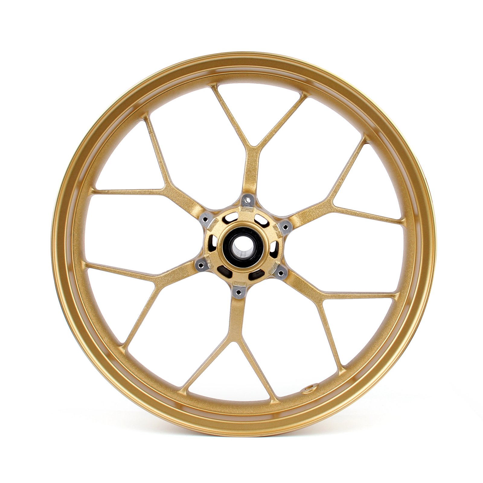 Areyourshop Front Wheel Rim For Honda CBR1000RR CBR 1000RR 2008-2014 Gold by Areyourshop (Image #1)