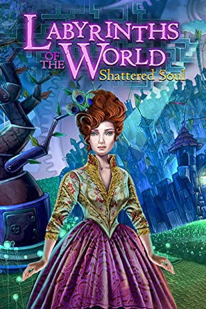 Amazon Com Labyrinths Of The World Shattered Soul Download Video Games