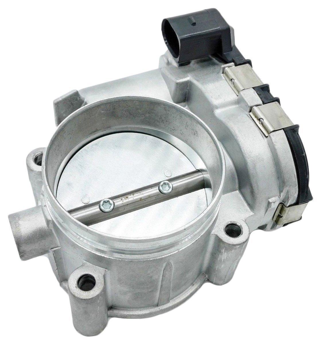 Inyección de Combustible cuerpo de acelerador para Audi A6 A4 Quattro 2.7T R8 S4 S6 S8 3.2L 5.2L: Amazon.es: Coche y moto