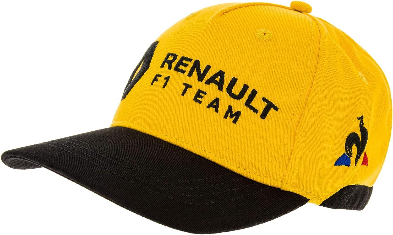 Renault F1 Team 2019 Casquette pour Enfant Jaune