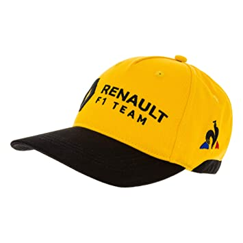 Renault F1 Team 2019 - Gorra Infantil Oficial de Fórmula 1, Color ...