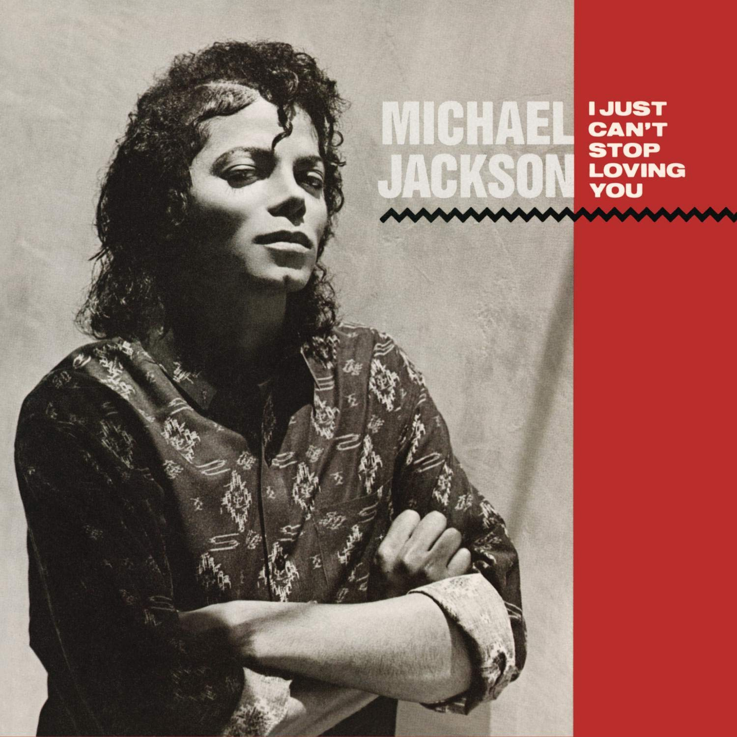 "Michael Jackson - ""I Just Can't Stop Loving You"" b/w ""Baby Be Mine"" -  Amazon.com Music"