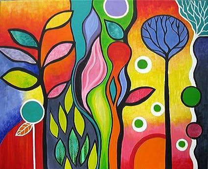 Diy Paint Pouring Art