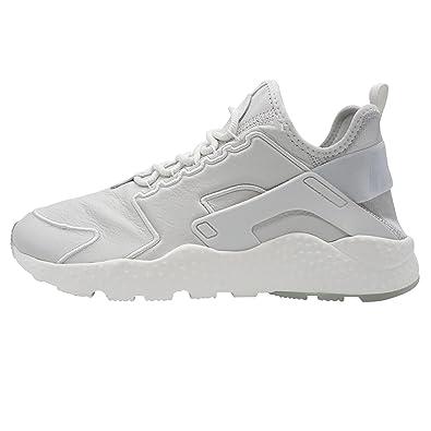 premium selection 587ef e662f Nike Sportswear Air Huarache Run Ultra Si Damen Sneaker Übergrößen Weiss,  Größe42.5