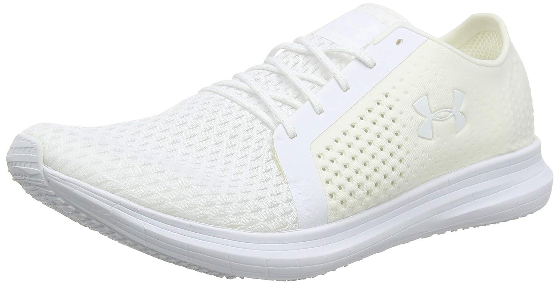 Under Armour UA Sway, Zapatillas de Running para Hombre 44 EU|Blanco (White)