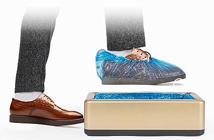 Automática Zapatos Para Máquina Para Oficina En casa – Fibra De Carbono ABS Material Acero Shell
