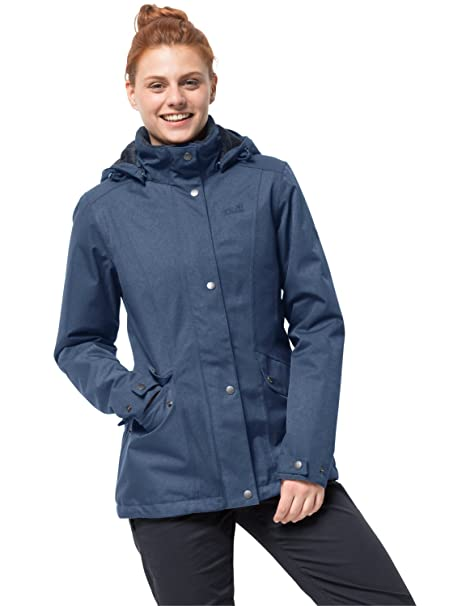 new product 69bb9 44979 Jack Wolfskin Damen PARK AVENUE Jacke