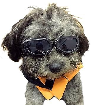 8f7fd1890b766 Kailian Lunettes de soleil  eacute tanche et anti-UV pour petits chiens