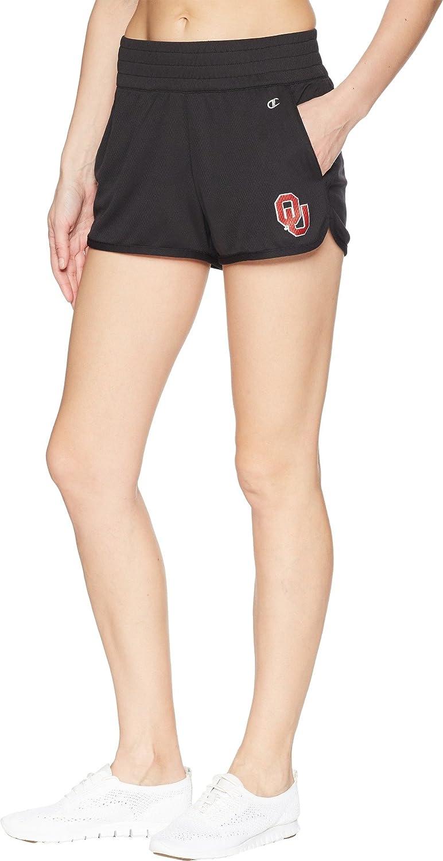 Champion College Women s Oklahoma Sooners Endurance Shorts at Amazon  Women s Clothing store  e8b38b4dac4d