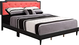 Glory Furniture DEB beds, King, Black