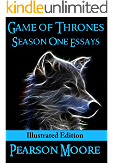 game of thrones season two essays illustrated edition kindle  game of thrones season one essays illustrated edition