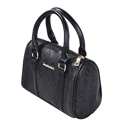 0b696e1485 ... Coofit Totes 6 Pieces Set Women Handbag Cross-Body Pouch Purse Wallets  (Black1) ...