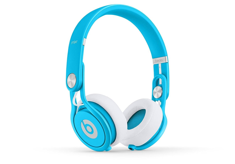 Amazon.com: Beats Mixr Wired On-Ear Headphone - Light Blue ...