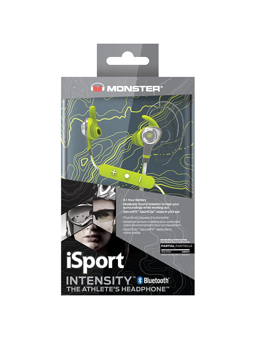 Monster Isport Intensity Bluetooth Wireless In-ear: Amazon.de ... Gute Bettwasche Wirklich Ausmacht