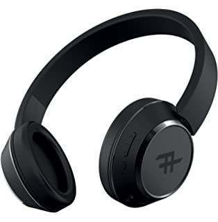 iFrogz IFOPOH-BK0 - Altavoz inalámbrico Bluetooth con micrófono, Color Negro