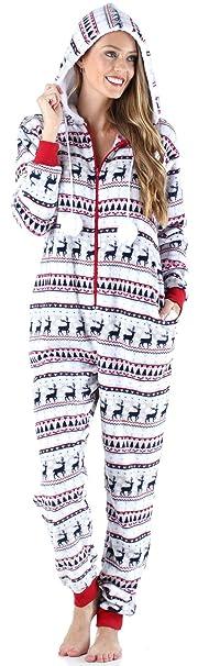 53bf2ae40fe4 Adult One-Piece Pajamas