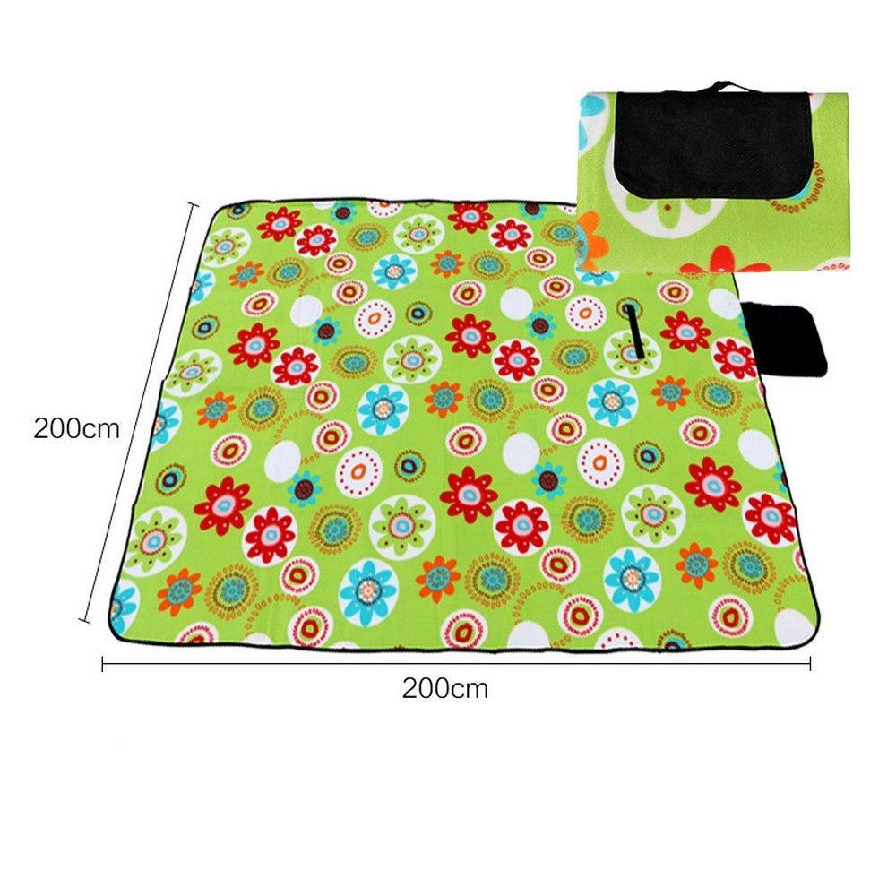 DOGYEARDAJI Outdoor Portable Feuchtigkeit Pads Auf Der Feder Tour Rasen Park Picknick Mat B07CT28S3G | Trendy