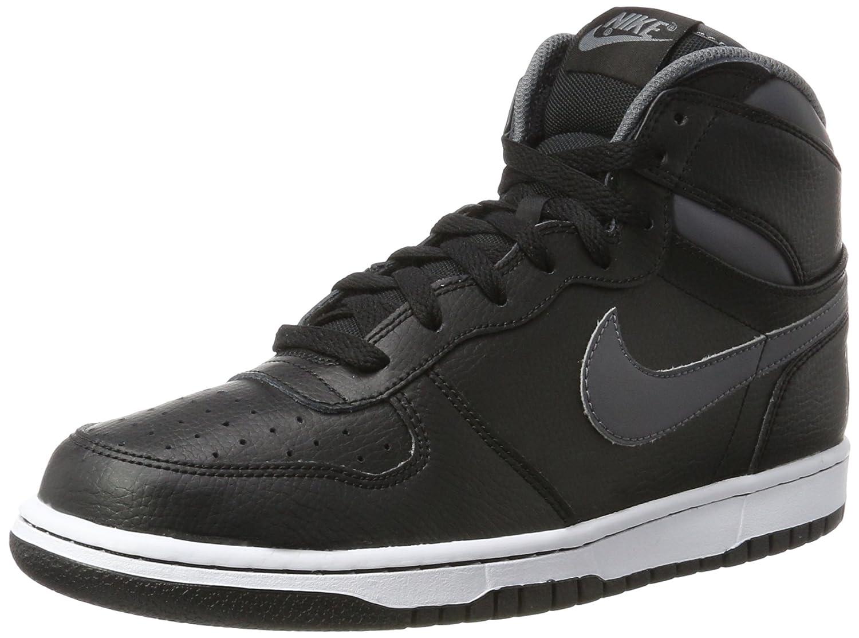 NIKE Mens High Basketball Sneakers B01DPV8QKQ 8.5 D(M) US|Black