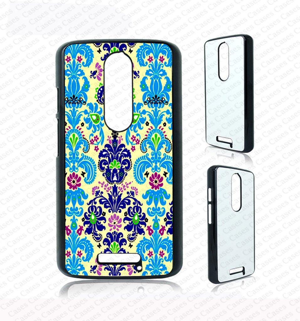 Amazon.com: Krezy Case damask Moto g3 Case, moto g3 Cover, cute moto g3 Cases, unique moto g3 girly Case, Moto 3rd generation case: Cell Phones & ...