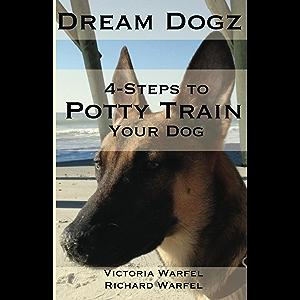 4 Steps to Potty Train Your Dog