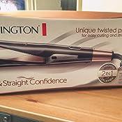 Remington S6505 Pro Sleek & Curl - Plancha de Pelo, Cerámica ...