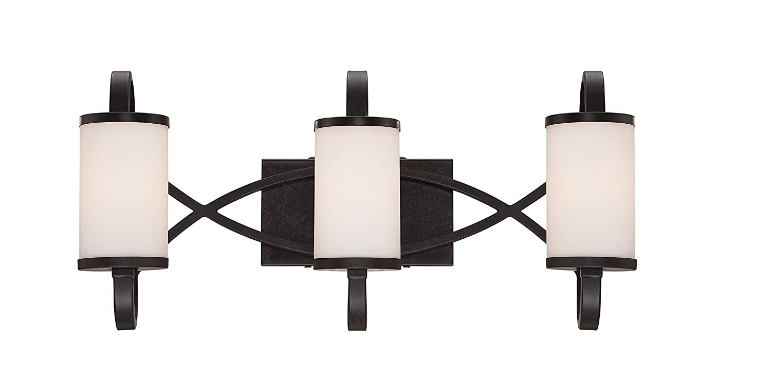 Designers Fountain 84403-ART Bellemeade 3 Light Bath Bar