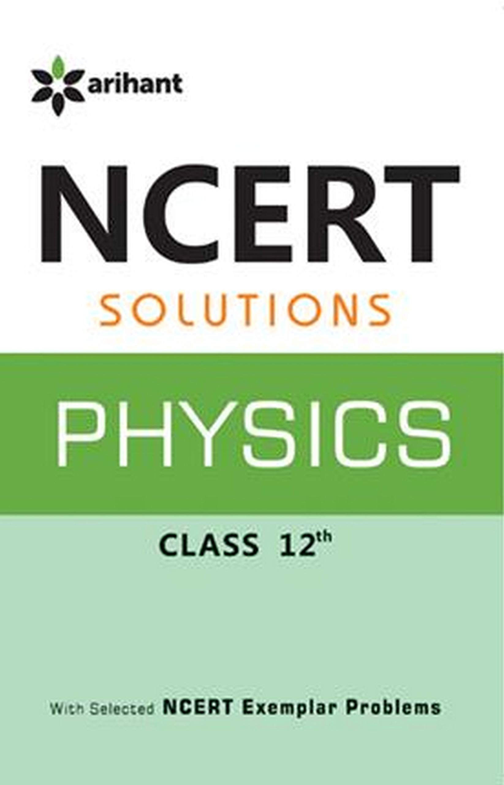 NCERT Solutions Physics 12th: Amazon in: Nidhi Goel: Books