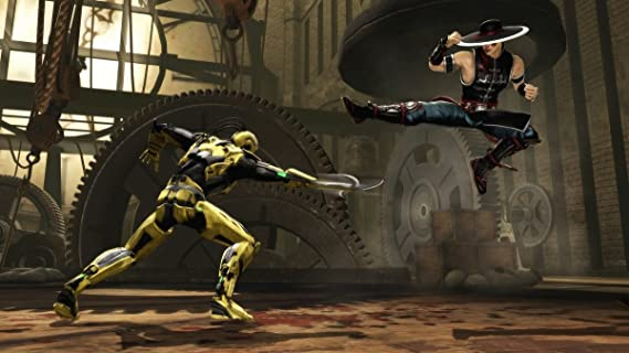 Warner Bros Mortal Kombat, PS3 - Juego (PS3, PlayStation 3 ...