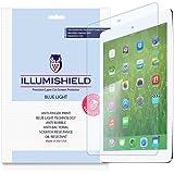 "Apple iPad Pro 12.9"" Screen Protector [1-Pack], iLLumiShield - (HD) Blue Light UV Filter / Premium Clear Film / Anti-Fingerprint / Anti-Bubble Shield"