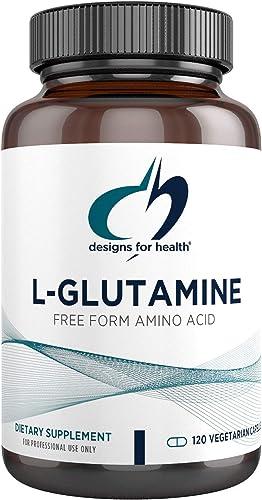 Designs L Glutamine Powder