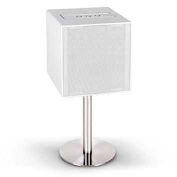 Beautiful Auna Highqube U2013 HiFi Lautsprecher Bluetooth Mit AUX Eingang Und Port USB  Für Ladekabel Und