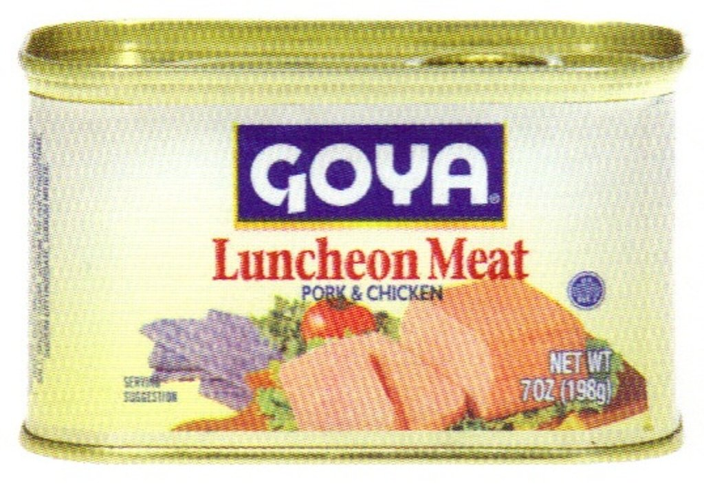 Goya Foods Luncheon Meat, 12-Ounce