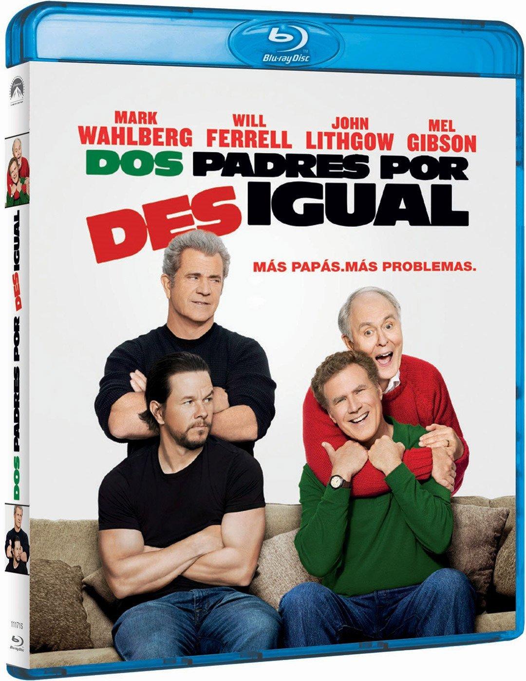 Dos Padres Por Desigual [Blu-ray]