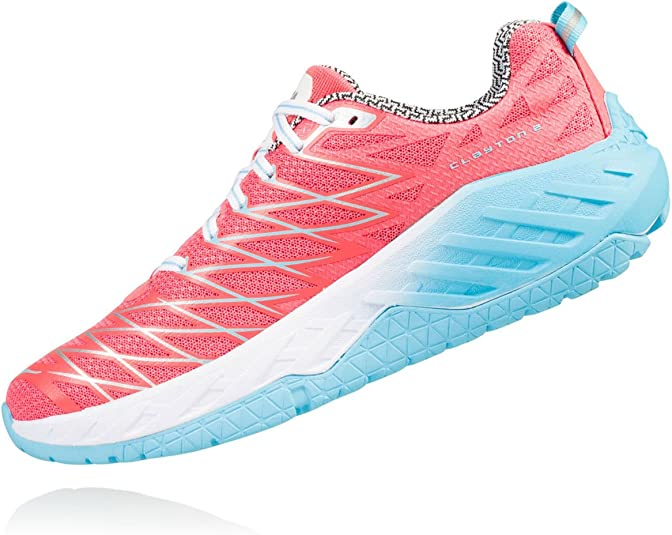 Hoka One One W Clayton – 2 Dubarry Blue Topaz, Color Naranja, Talla 37: Amazon.es: Zapatos y complementos