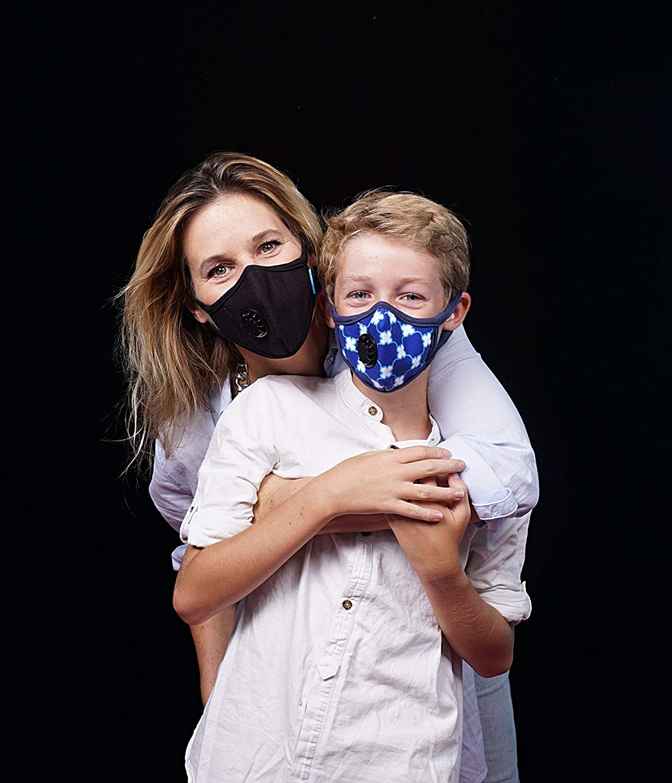 Cambridge Mask Co Pro Anti Pollution N99 Washable Military Grade Respirator with Adjustable Straps - Duke M Pro by Cambridge Mask Co (Image #2)