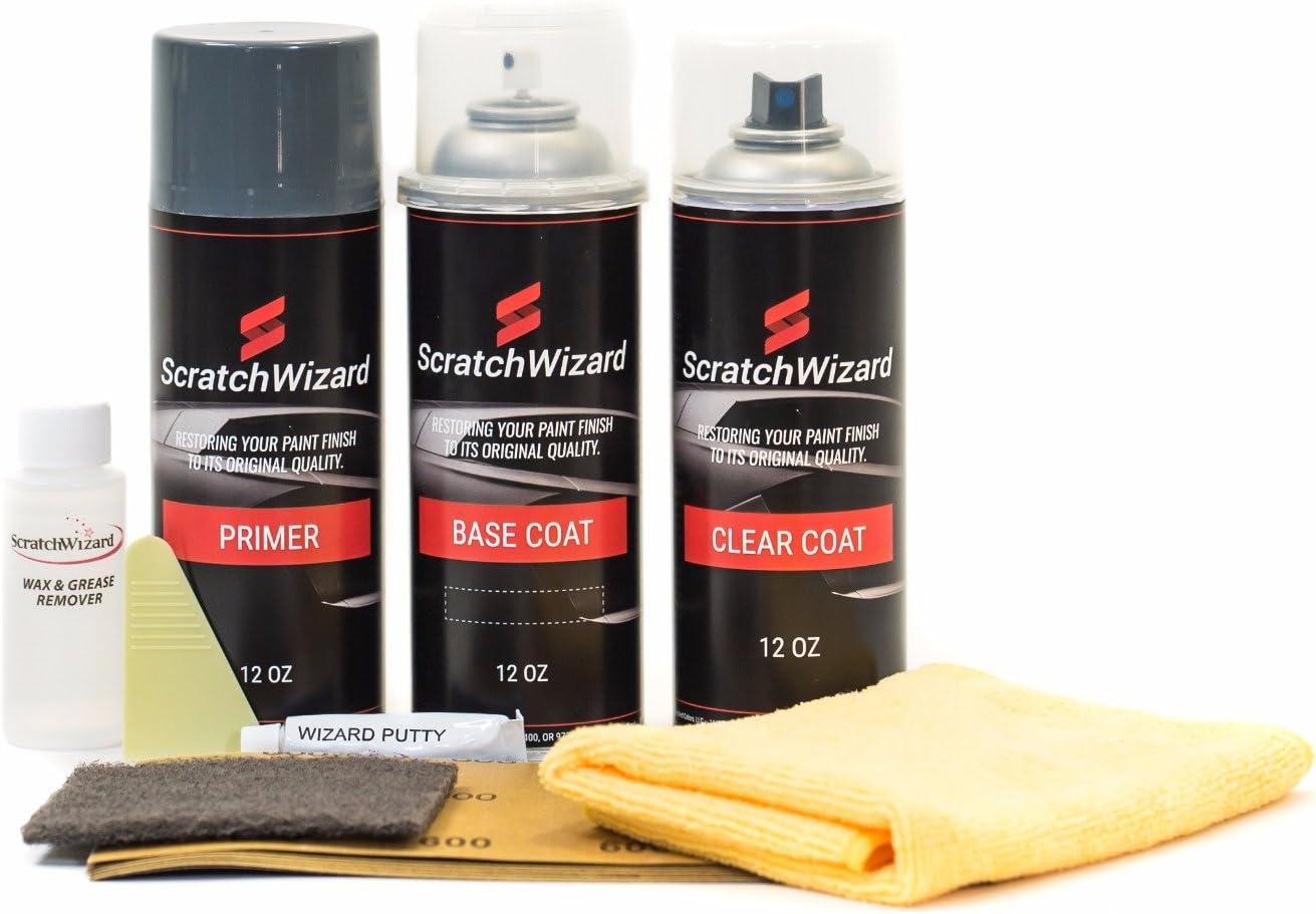 Automotive Spray Paint for 2004 Nissan Murano Chrome Silver Metallic