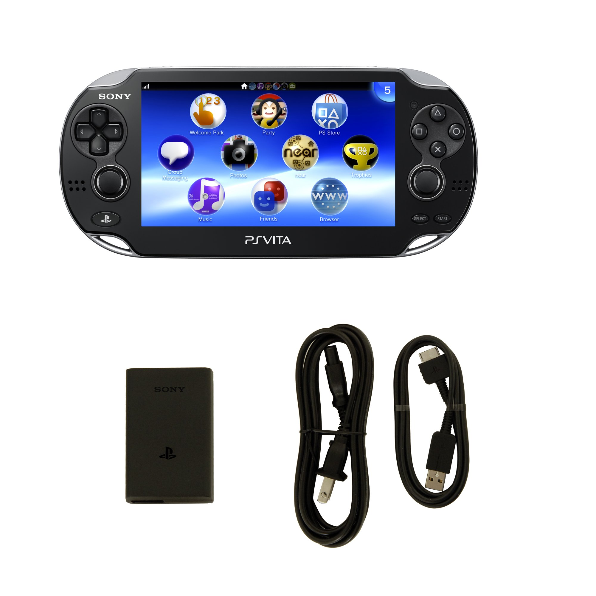 PlayStation Vita - Wifi by Sony (Image #2)