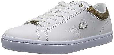f6b2431774ac92 Lacoste Women s Straightset Sneakers