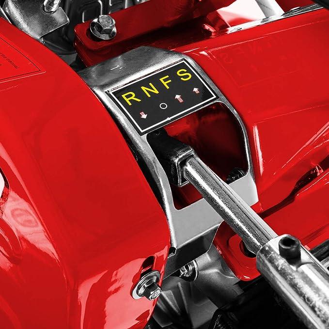 Greencut Gtc300Xe Motoazada de Gasolina 7Cv, Rojo, 85cm