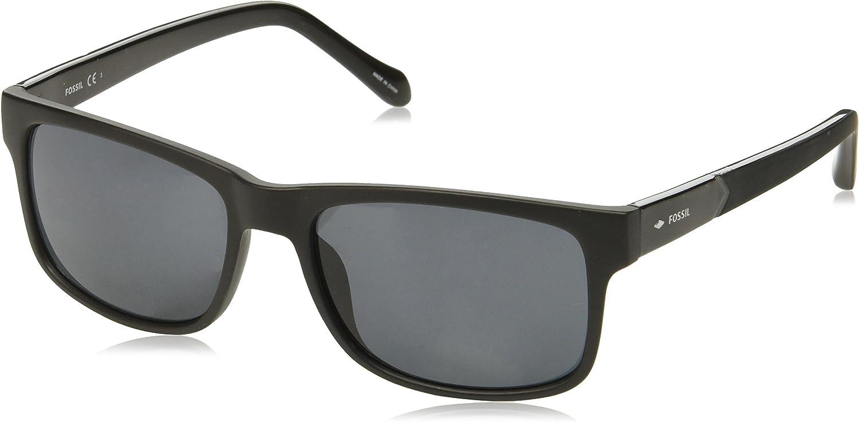 Fossil Men's Fos3061s Ranking TOP19 Sunglasses Rectangular specialty shop