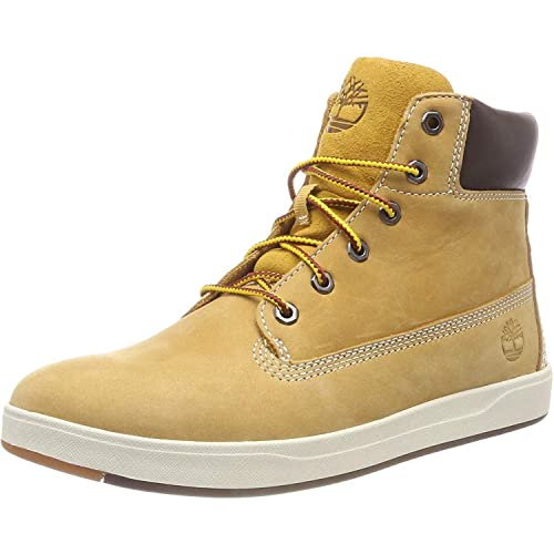 Timberland Davis Square 6 in Stivali Unisex - Bambini  Amazon.it ... 264cf609cdc