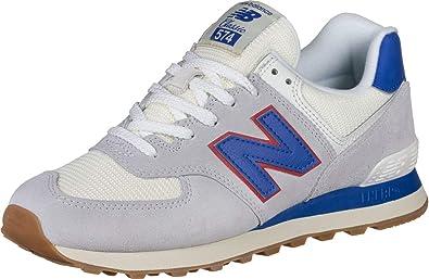 colisión hijo Gran Barrera de Coral  New Balance 574, Zapatillas para Hombre: Amazon.es: Zapatos y complementos