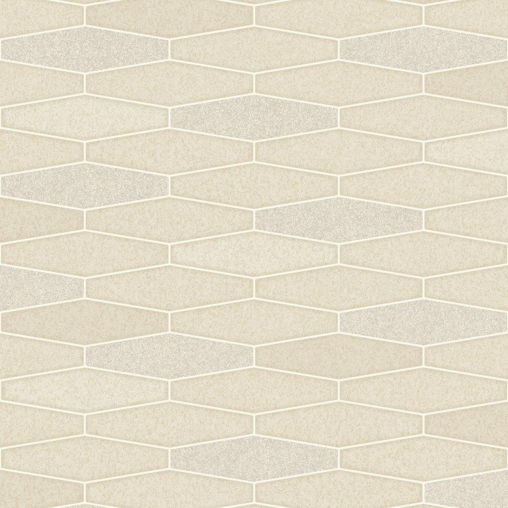 Hervorragend Holden Apex Fliesen Effekt Muster Tapete Marmor Glitzer Motiv Küche Badezimmer  Creme 89271: Amazon.