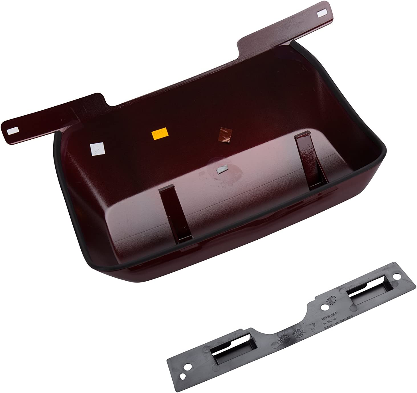 GM Accessories 19243782 Trailer Hitch Closeout in Jewel Red General Motors